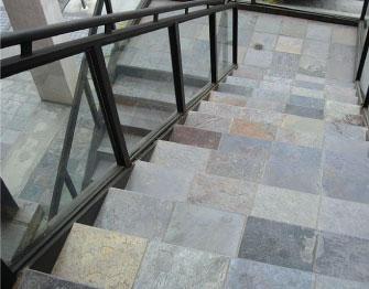 Hardwood Floors and Stairs